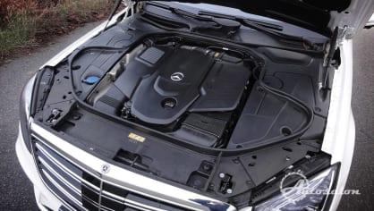 Mercedes S 400d 6