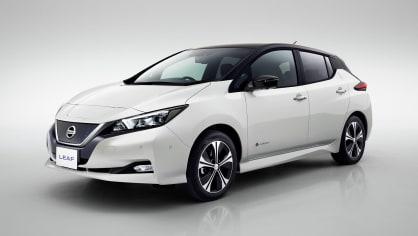 Nový Nissan Leaf je tu. Vypadá dobře a ujede 380 km! 17