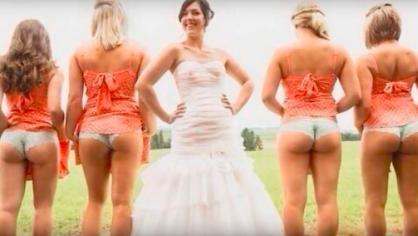 Sprosté svatební fotky 3