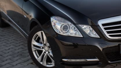 Mercedes-Benz E 220 CDI exteriér 8