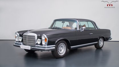 Mercedes-Benz W111 M-Coupe 5