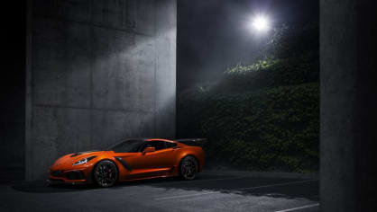 Chevrolet Corvette ZR1 MY2019 2