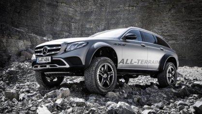 Mercedes E All-Terrain 4x4^2 8