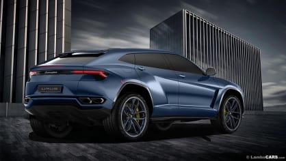 Lamborghini Urus má zaujmout ženy - Obrázek 22