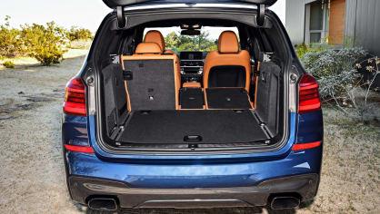 Nové BMW X3 11