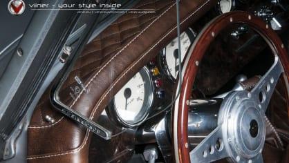 Morgan Plus 8 35th Anniversary Edition Vilner