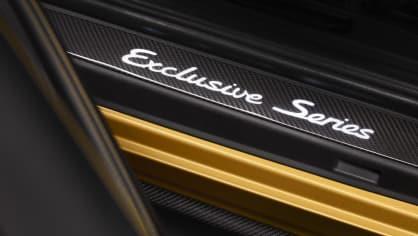 Zlaté Porsche 911 Turbo S Exclusive 6
