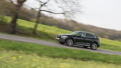 Nové Audi Q5 v pohybu 6