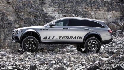 Mercedes E All-Terrain 4x4^2 9
