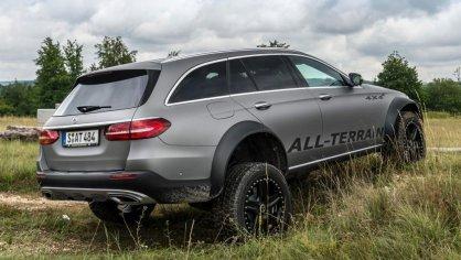 Mercedes E All-Terrain 4x4^2 5