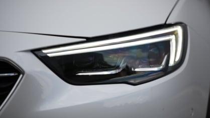 Opel Insignia Grand Sport 2.0 Turbo 4x4 exteriér 4