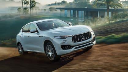 9. Maserati Levante S - 5,2 sekundy, šestiválec 3.0 litru, 316 kW, 580 Nm