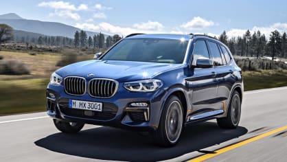 Nové BMW X3 21