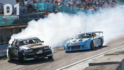 D1 Grand Prix show 4