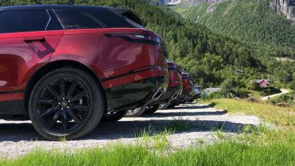 Vyzkoušeli jsme Range Rover Velar. 9