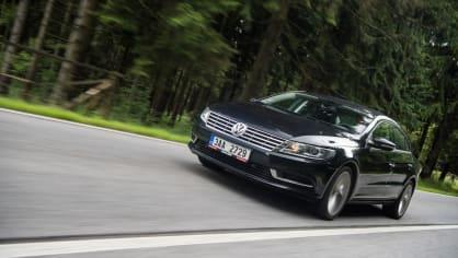 Ojetý Volkswagen CC exteriér 11