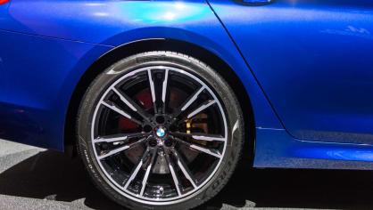 Novinky BMW na stánku ve Frankfurtu. 15