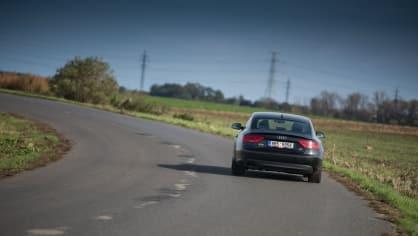 Audi A5 Sportback 2.0 TDI jízda 1