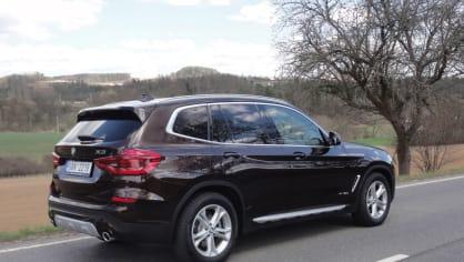 BMW X3 - Šestiválce žijí 7