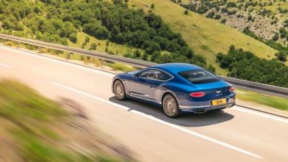 Bentley odhalilo nový Continental GT, vládce luxusních kupé. 22