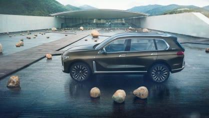 BMW Concept X7 iPerformance 4