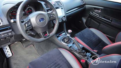 Subaru WRX STI 2018 8