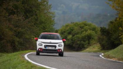 Citroën C3 1.2 PureTech jízda 5