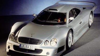 Mercedes-Benz AMG CLK GTR 1