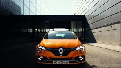 Renault Mégane R.S.  3