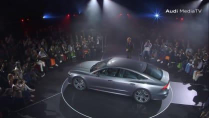Audi A7 2018 26