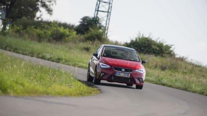 SEAT Ibiza FR 1.0 TSI jízda 10