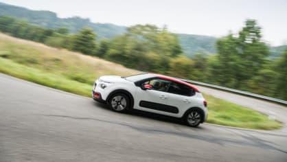Citroën C3 1.2 PureTech jízda 4