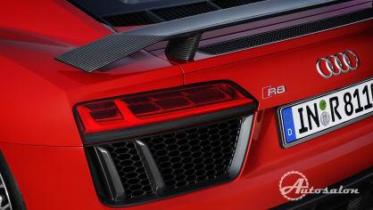 Audi R8 V10 Plus 16