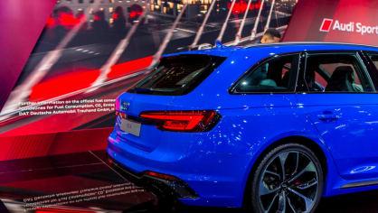 Nejexkluzivnější novinky autosalonu ve Frankfurtu 8