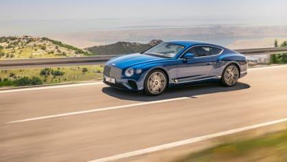 Bentley odhalilo nový Continental GT, vládce luxusních kupé. 14