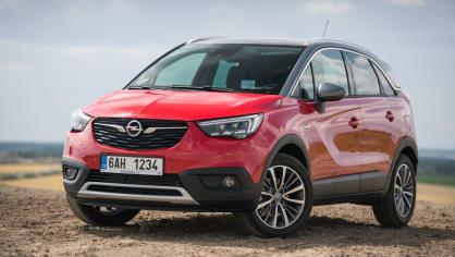 Opel Crossland X exteriér 1