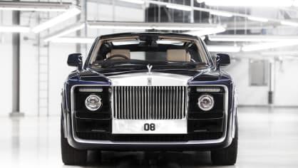 Nejdražší auto světa. Rolls-Royce Sweptail 5