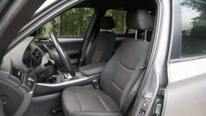 BMW X3 xDrive20d interiér 7