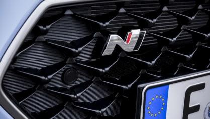 Prohlédněte si ostrý hatchback Hyundai i30 N do detailu. 18