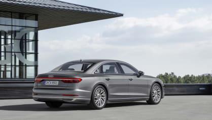 Nové Audi A8 v prodloužené luxusní verzi L. 13