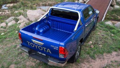 Toyota Hilux - Obrázek 4