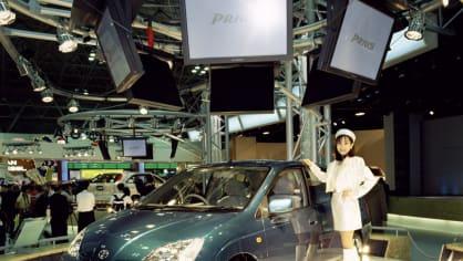 Toyota Prius 1997 9