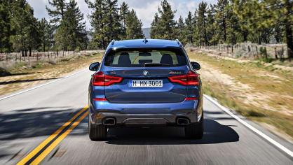 Nové BMW X3 22