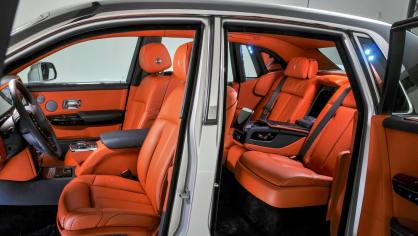 Rolls-Royce Phantom 2018 8