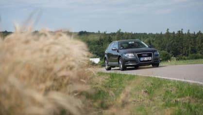 I s naftovým Audi A3 se solidně svezete. 13