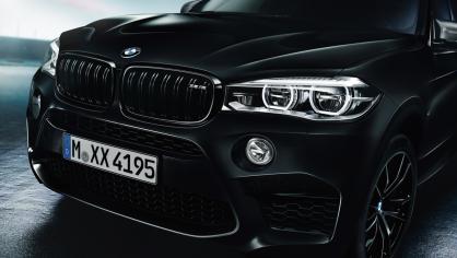 BMW X5 M a X6 M Black Fire 2