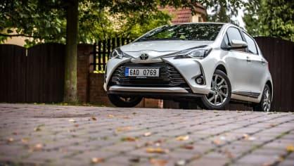 Toyota Yaris 1.5 VVT-iE exteriér 11