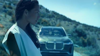 BMW Concept X7 iPerformance 12