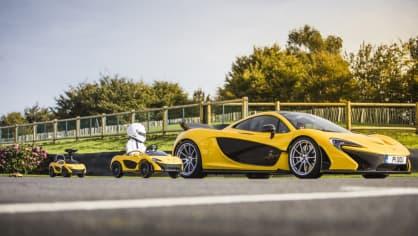McLaren P1 5th anniversary 7