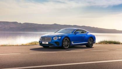 Bentley odhalilo nový Continental GT, vládce luxusních kupé. 2